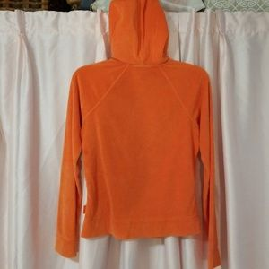 Express Sweaters - Express Terry Cloth Hoodie